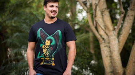 Camiseta Guardiões do Império