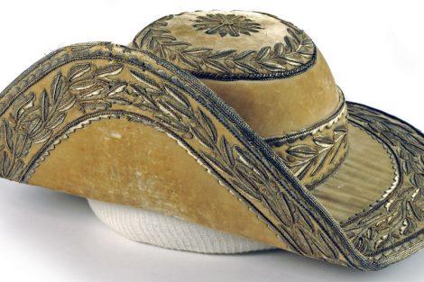 Chapéu Traje Majestático Dom Pedro II 2
