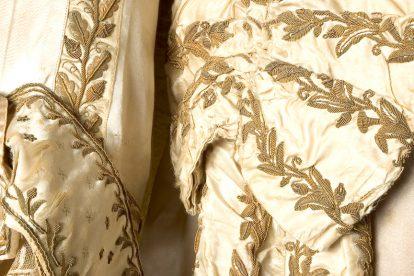 Manípulos Traje Imperial Dom Pedro II