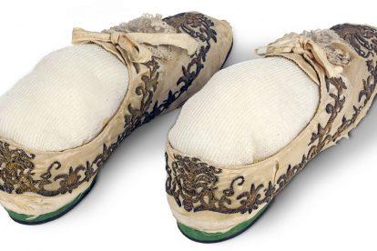 Sapatos Traje Majestático Dom Pedro II