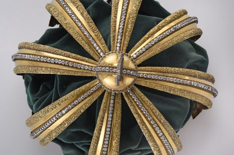 Coroa Imperial Dom Pedro II