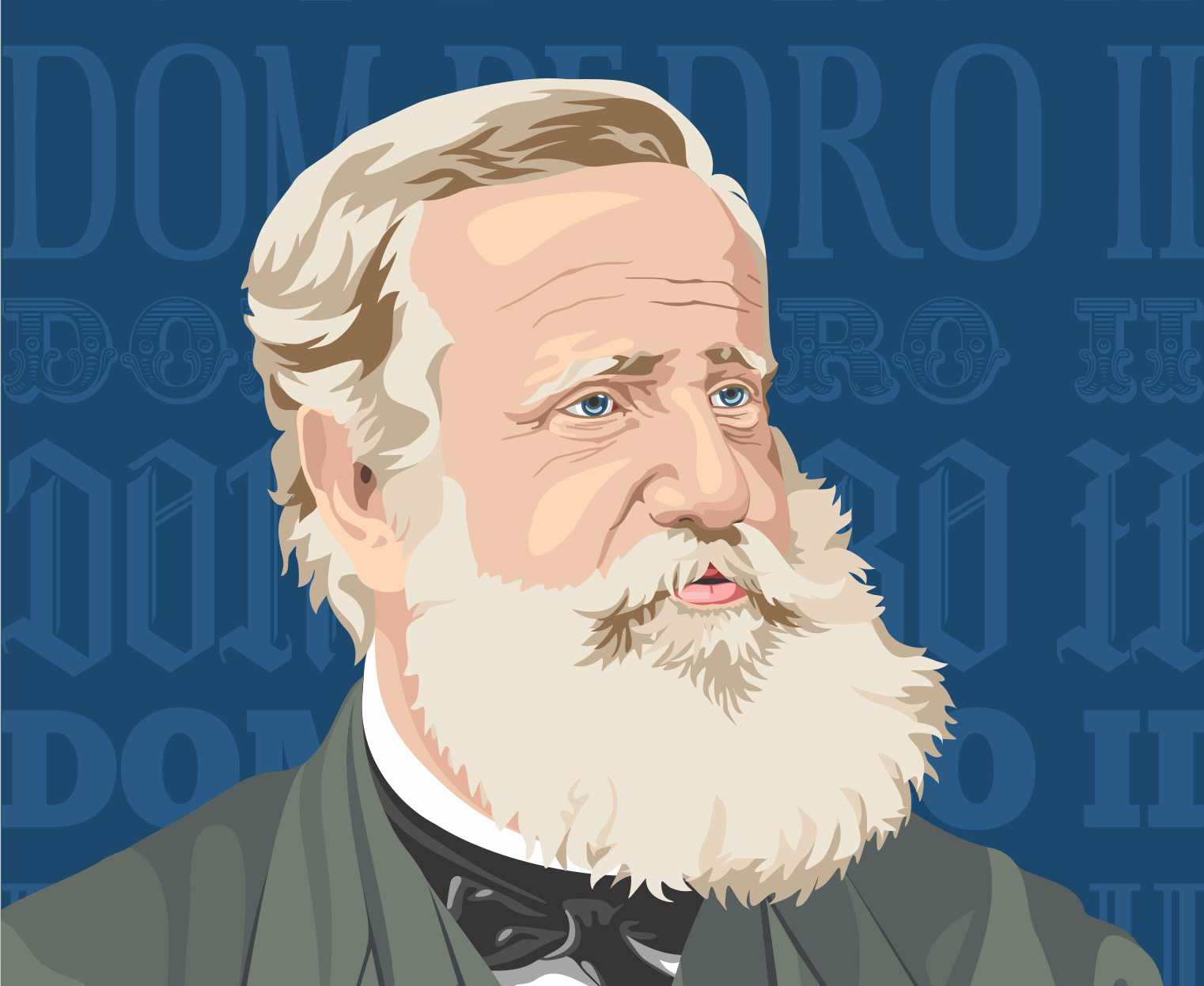 Wallpaper Dom Pedro II 5